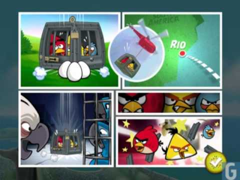 Angry Birds Rio Theme Song Download video