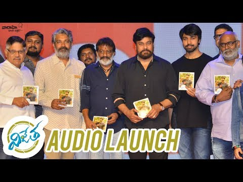 #Vijetha Movie Audio Launch Full Event | Kalyaan Dhev, Malavika Nair | Rakesh Sashii