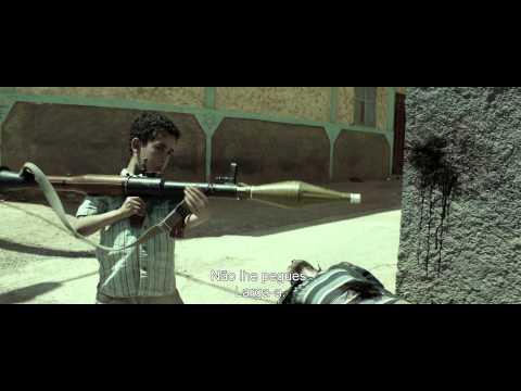 SNIPER AMERICANO - Trailer #2 Oficial pt