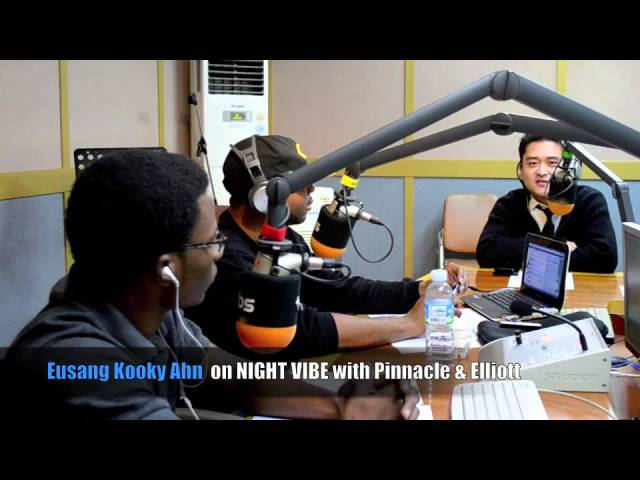 Eusang on Night Vibe 101.3