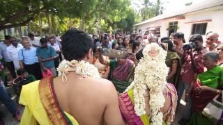 VARSHINI + AJAY  (wedding)