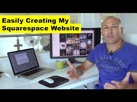 Squarespace websites - The Photographer's Secret Weapon!