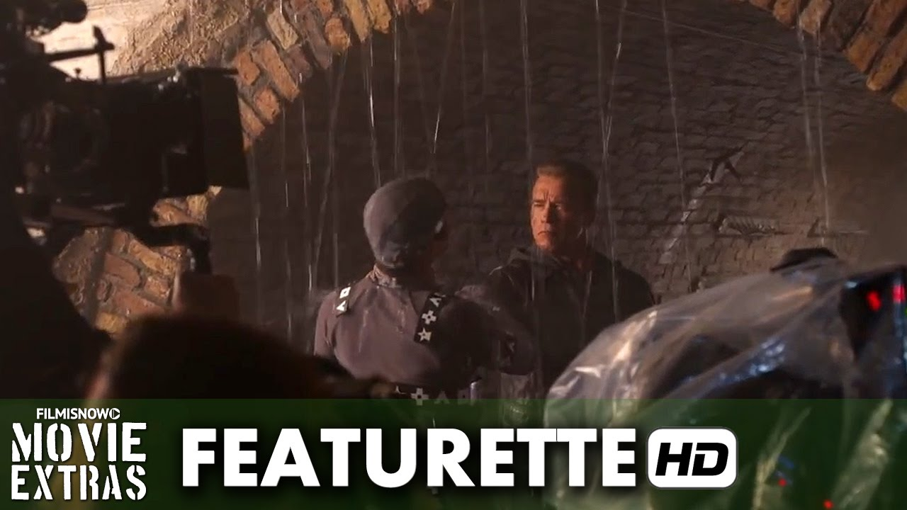 Terminator Genisys (2015) Blu-ray/DVD Featurette - Arnold Prepares