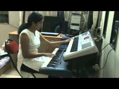 Nishigandha C Shinde - Meri Bheegi Bheegi Si (Instrumental)