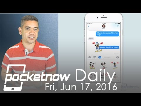 iMessage ditches Android, iPhone banned in Beijing & more - Pocketnow Daily