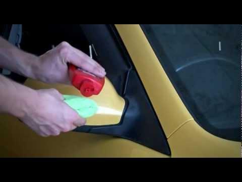 Polishing Chrome & Caring for Plastic Trim