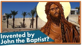 Video: The Pre-Christian Origins of Baptism -  ReligionForBreakfast
