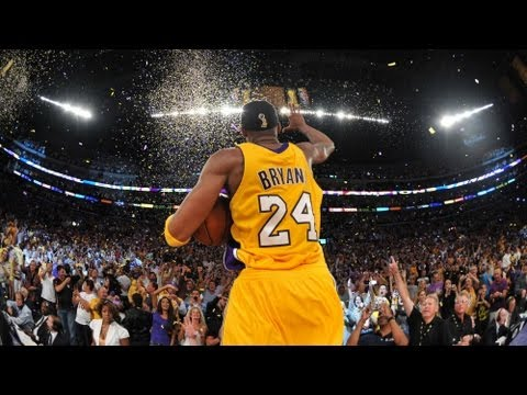 Kobe Bryant - Time