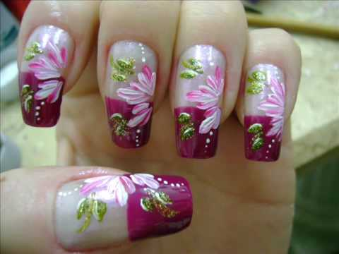 unhas decoradas by Giovana Girardi
