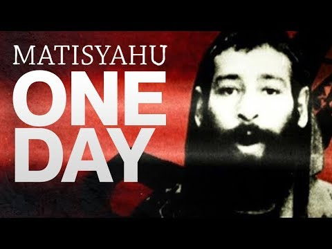 Matisyahu's One Day featuring Akon Follow Matisyahu on Facebook http://www.facebook.com/matisyahu Follow Matisyahu on Twitter: http://www.twitter.com/matisyahu.