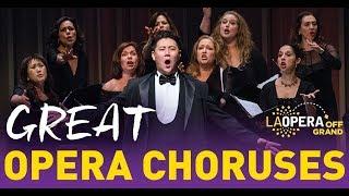 Great Opera Choruses Sat 4 28 At 3pm