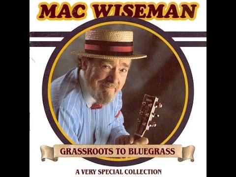 Don't Give Your Heart To A Rambler~Mac Wiseman.wmv