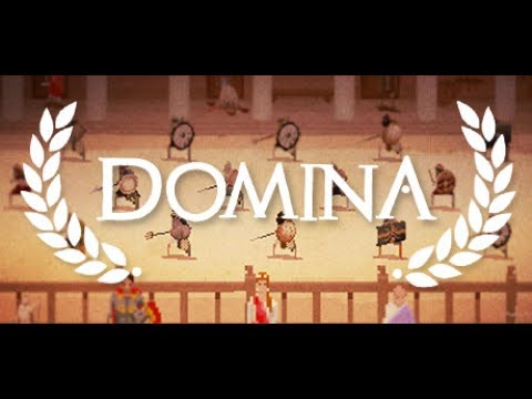 Let's Play: Domina -- A Gladiator Management Game -- Part 1/5
