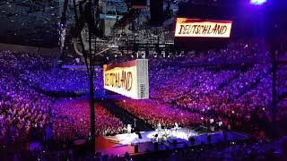 U2 : Get Out Of Your Own Way, Paris-Bercy, 8/09/2018