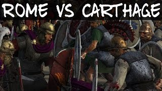 Total War Rome 2 Online Battle 168 Rome vs Carthage