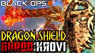 "How To Build ""Gorod Kovi Dragon Shield"""