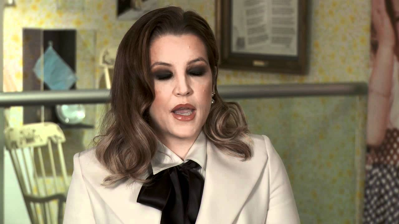 Lisa Marie Presley At Graceland Youtube