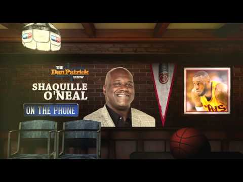 Shaquille O'Neal on The Dan Patrick Show (Full Interview) 06/01/2015