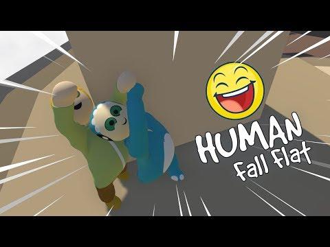 QUIZÁS MUERAS DE RISA POR VER ESTE VIDEO! ? MINECRAFT DE PLASTILINA HUMAN FALL FLAT