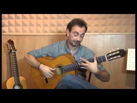 Técnicas Con La Guitarra Flamenca José Antonio Rodríguez