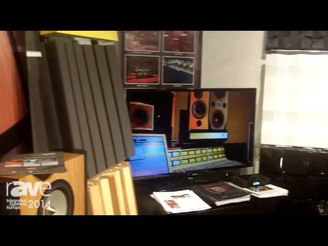 ISE 2014: Jocavi Presents Its Line of Acoustic Panels