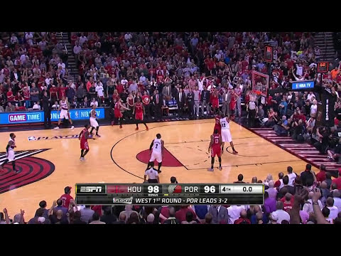 Top 10 Portland Trail Blazers Plays Of The 2013-2014 Season