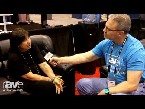 InfoComm 2015: Corey Moss Speaks With Carol Zelkin of the IMCCA