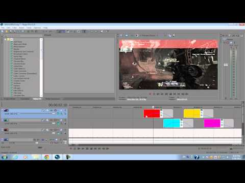 Sony Vegas Pro 11 QuickTip #9: Dynamic RAM Preview
