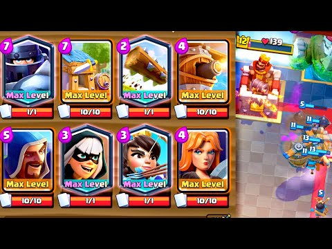 NEW UPDATE DECK - Clash Royale Balance Changes Are LIVE!