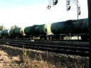 Long tanker train