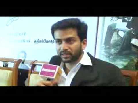 Prithviraj Interview and he sings Banaras pattu song