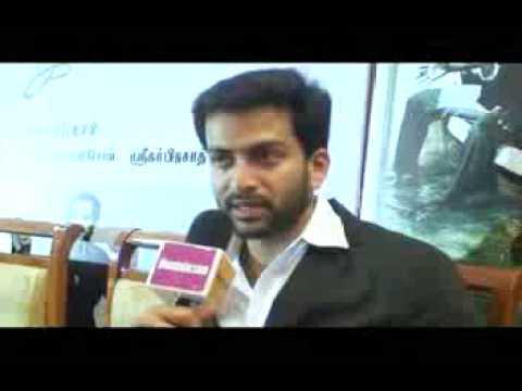 Prithviraj Interview and he sings Banaras pattu song