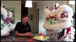 Happy Birthday Fu Huo!