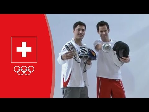 Collection Swiss Olympic 2012