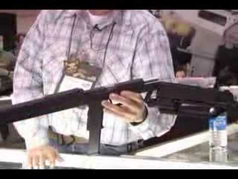 Magpul Industries SHOTSHOW 2008 Part 2