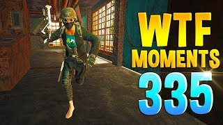 PUBG Daily Funny WTF Moments Highlights Ep 335