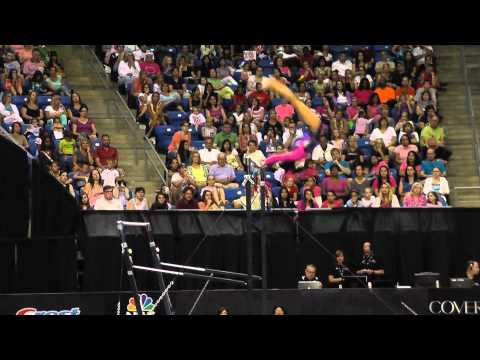 Amanda Jetter - Bars - 2012 Visa Championships - Sr Women - Day 2
