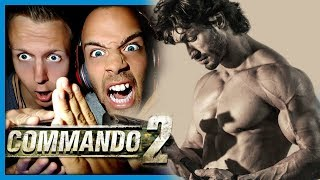 Download Commando 2 | Official Trailer | Vidyut Jammwal | Adah Sharma | Esha Gupta | Freddy | Reaction by RnJ 3Gp Mp4