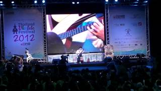 2012 Thailand Ukulele Festival : Dust_in_the_Wind - Sungha Jung