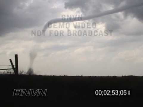 5/24/2004 South Central Nebraska Tornado Outbreak Video