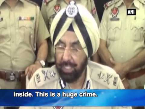 Police arrest six people in bank robbery case in Punjab