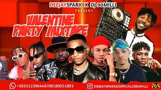 LATEST FEBRUARY 2020 NAIJA NONSTOP VALENTINE PARTY AFRO MIX BY DJ SPARK X DJ 90MILLI FT REMA/TEKNO