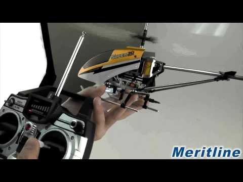 Double Horse RC Remote Control Helicopter @Meritline (#261-186)