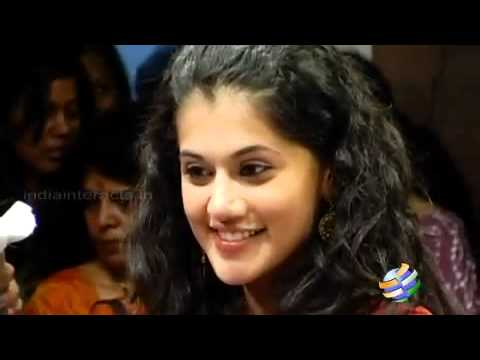 Tapsee Eager to do More Tamil Films