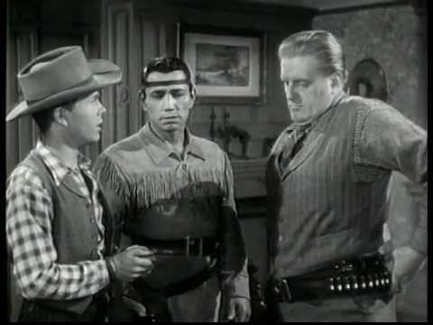The Lone Ranger-Trouble for Tonto