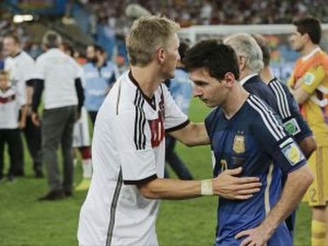 Germany vs Argentina 2014 Full Match 720p