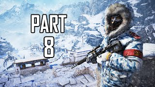Far Cry 4 Valley of the Yetis DLC Walkthrough Part 8 - Third Night (FC4 Gameplay Commentary)