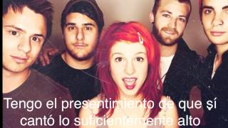 Watch Paramore Where The Lines Overlap video