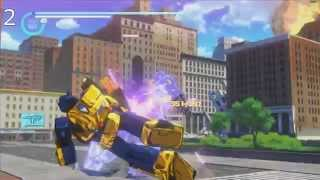 Transformers: Devastation - All Challenges SS Rank Prime Difficulty