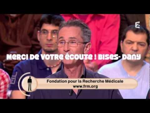 Florilège DANY MAURO pour FRM la fondation parrainée par Thierry LHERMITE